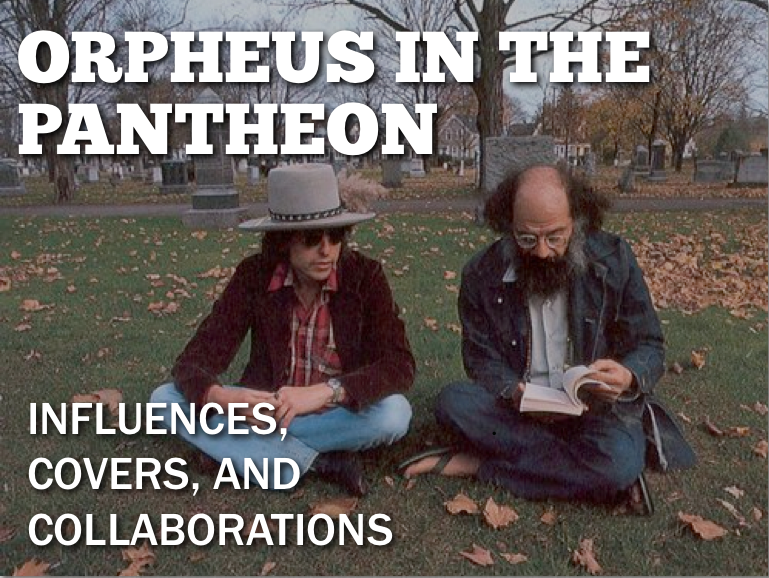 Title for a class on Dylan's famous friends and collaborators