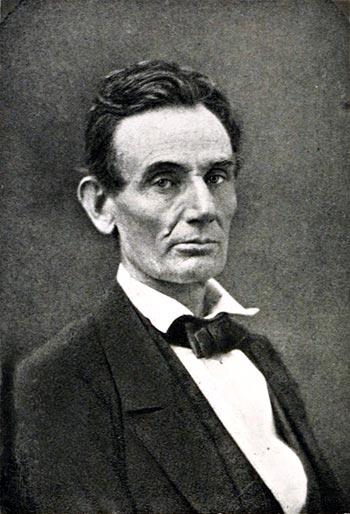 Abraham Lincoln circa 1860